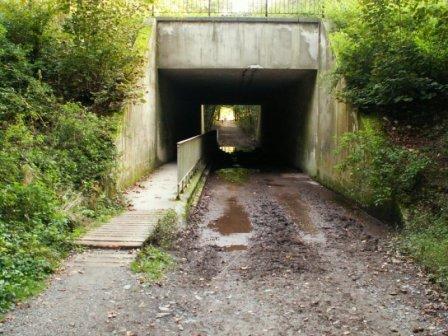 Tunnel du Tambour © Bernard Frippiat